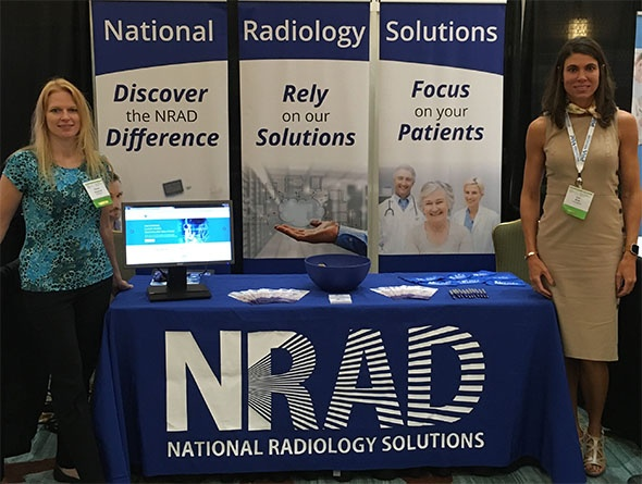 NRAD Exhibit at FRA & FRBMA Annual Meeting